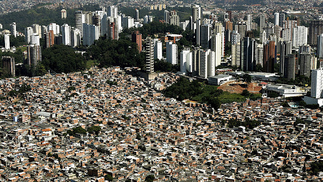 Urban overpopulation in Brazil