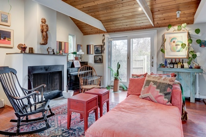 The little living blog hamptons cottage 1000 sq ft - What does 500 square feet look like ...