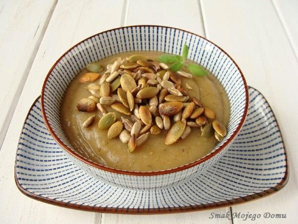 Zupa - krem ziemniaczany