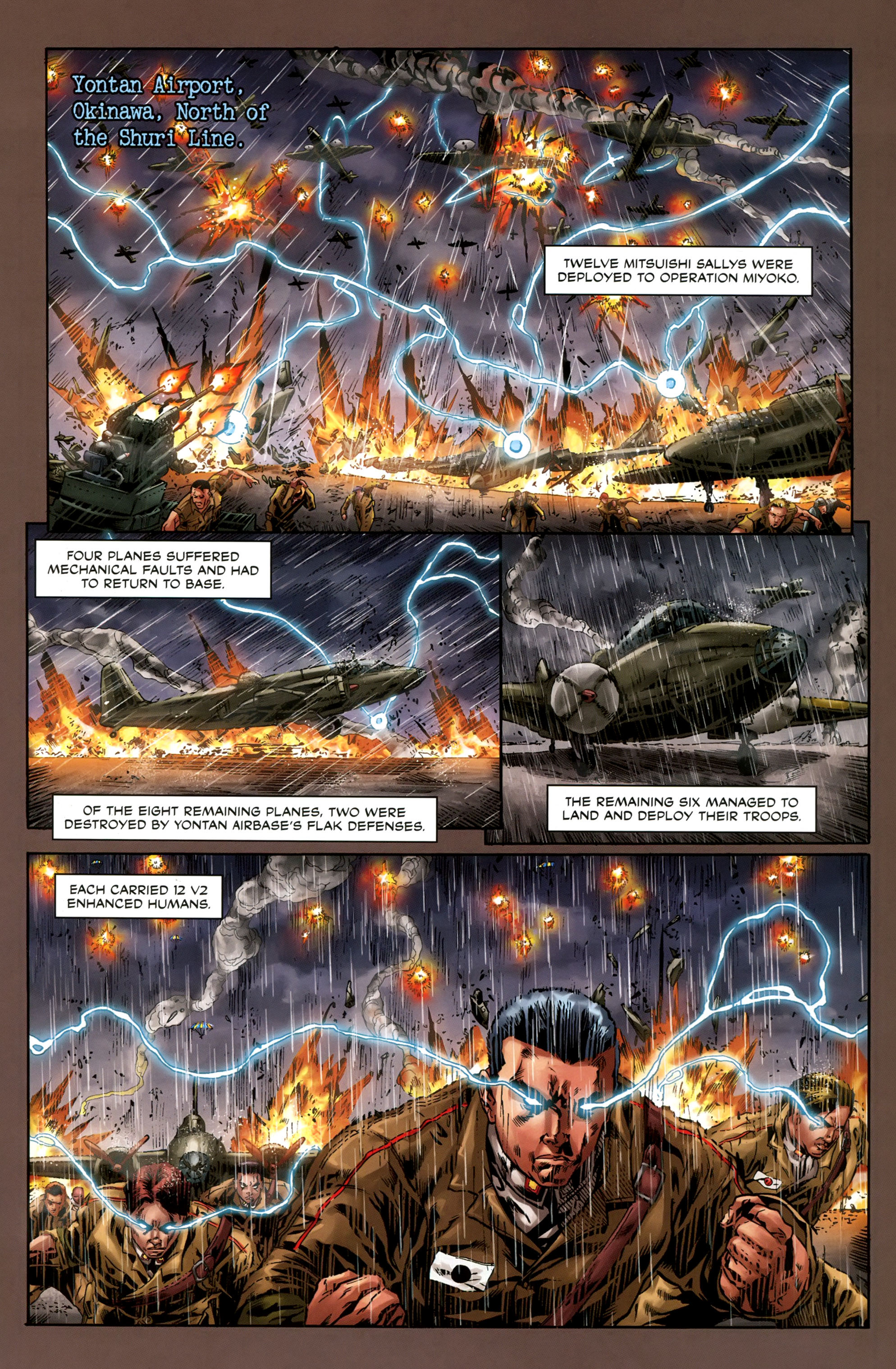 Read online Uber comic -  Issue #6 - 27