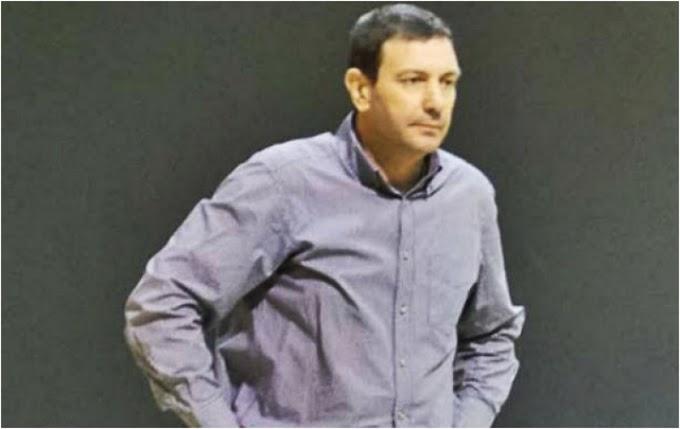 Ο Χρήστος Ζαχαρέλης νέος τεχνικός των ανδρών των Τιτάνων Παλαμά