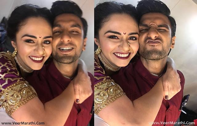 Ranveer Singh's pleasant surprise for Amruta!