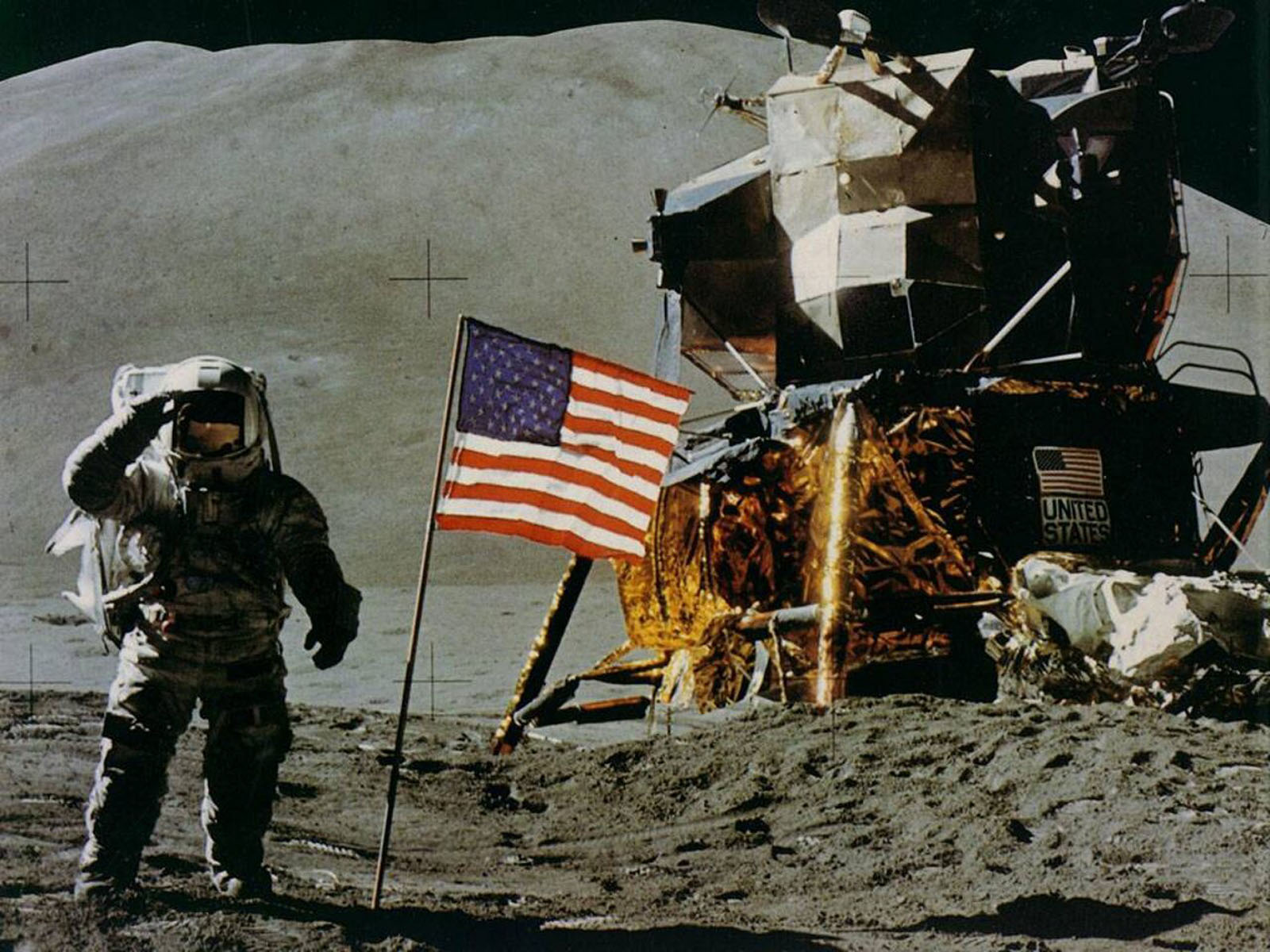 Moon Landing Wallpapers ~ Desktop Wallpaper