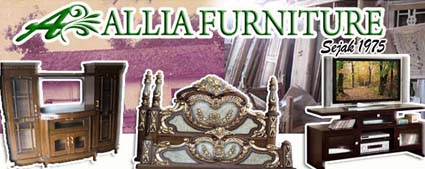 logo allia furniture