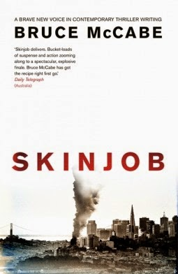 Skinjob by Bruce McCabe book cover
