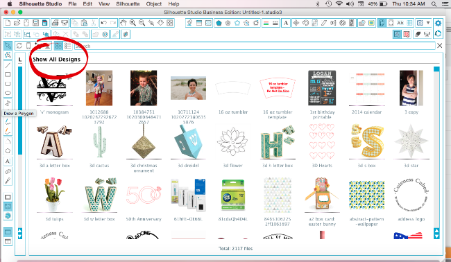 screen grab on mac, screen grab on pc, print silhouette studio library, silhoueutte, silhouette cameo