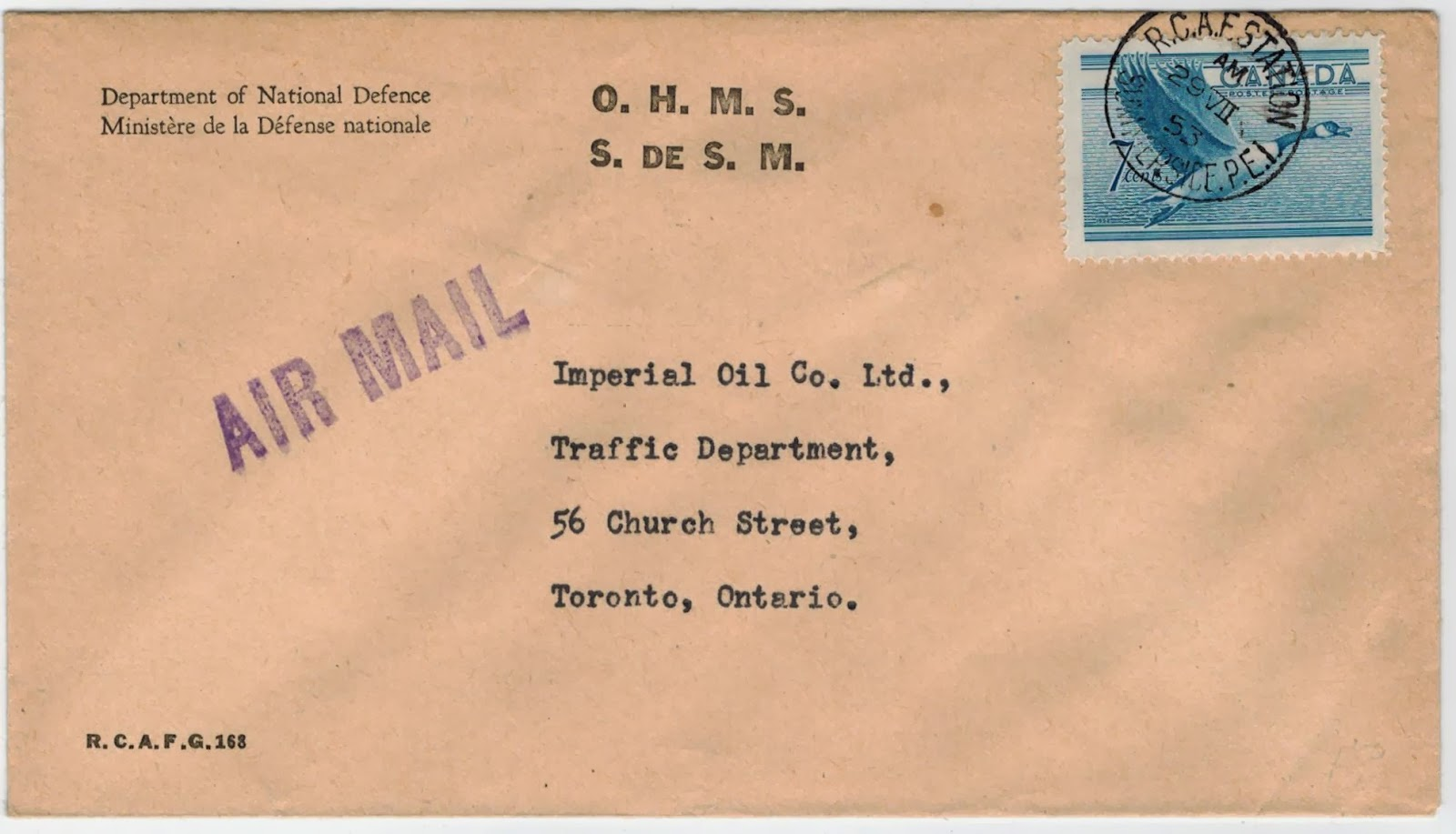 postal history corner  5  canadian domestic air mail rates