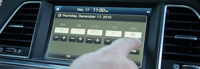 Guide étape par étape  pour changer les temps sur votre Hyundai