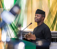 NIGERIA GOOD INVESTMENT DESTINATION : NIGERIA VP OSINBAJO