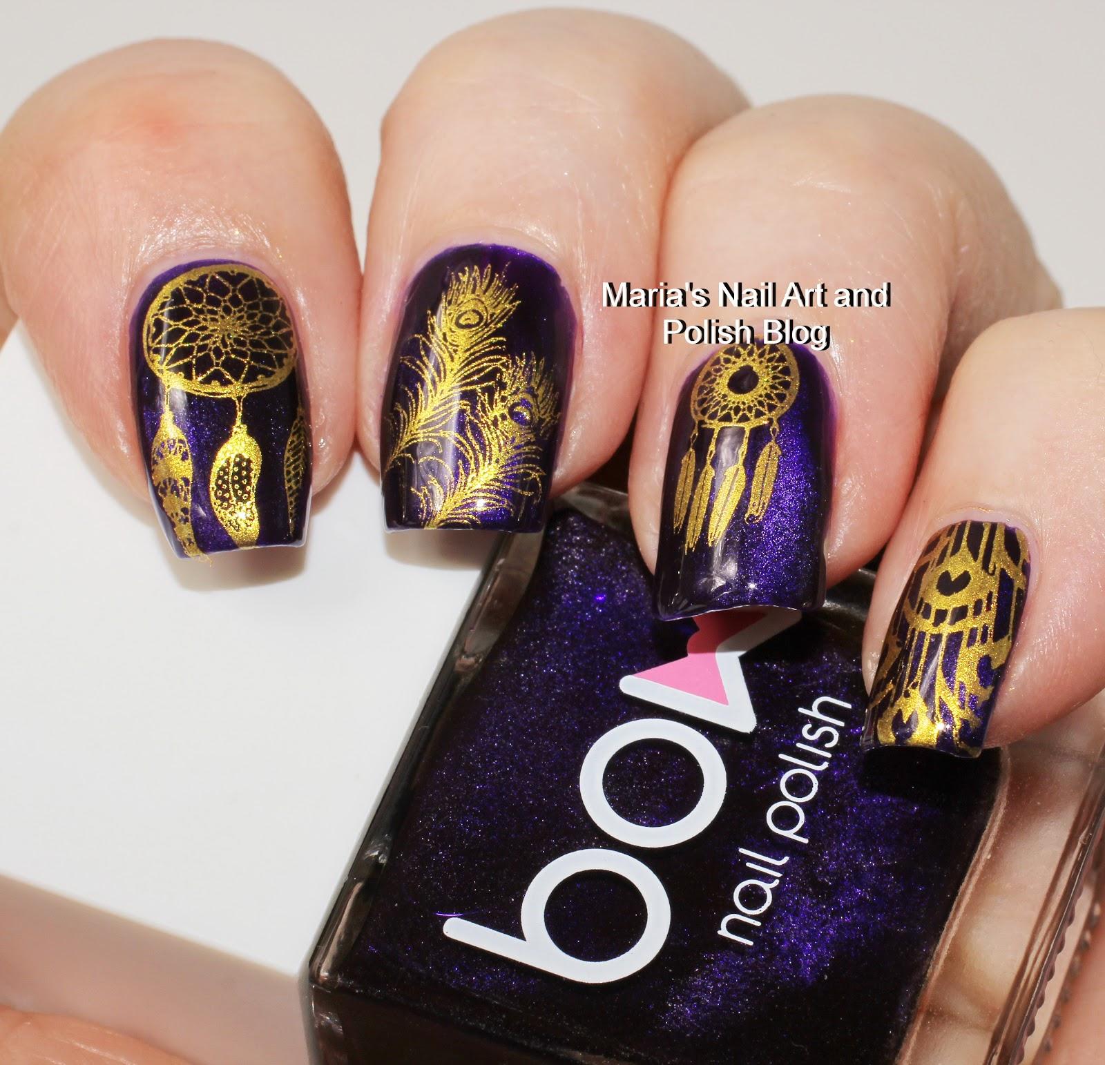 Marias Nail Art and Polish Blog: Born Pretty Store and Ya Quin An ...