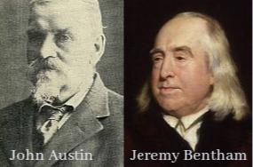 Inti Ajaran John Austin dan Jeremy Bentham Terkait Hukum