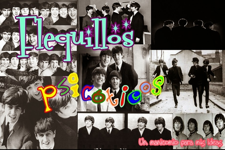 Flequillos Psicóticos (beatle fanfic)