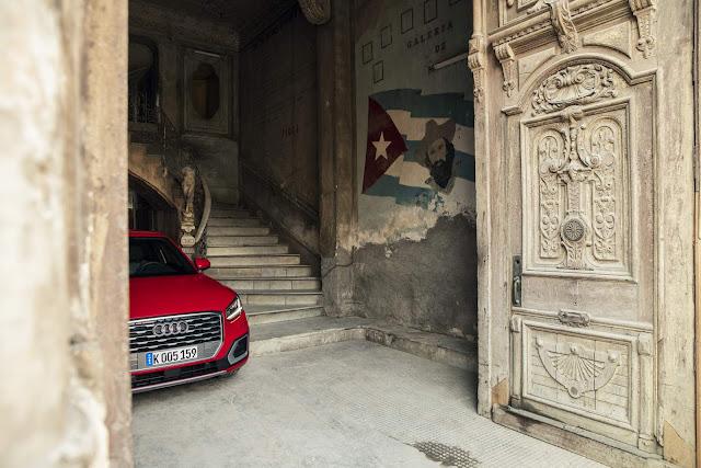 Audi Q2 Havana - Cuba