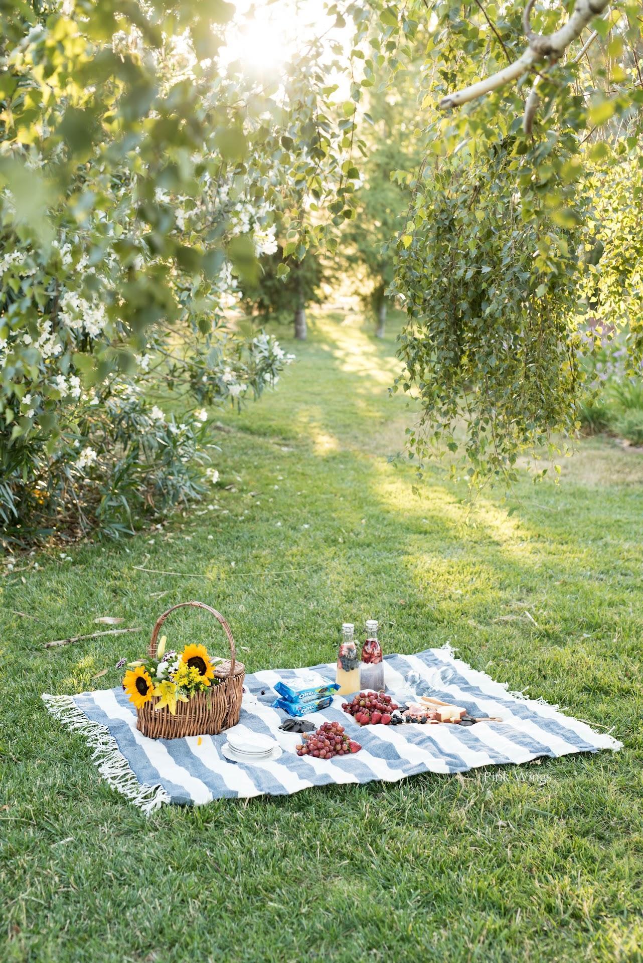 perfect picnic essentials