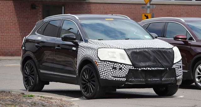2018 Lincoln MKC Redesign, Changes, Release Date