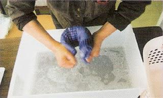 Cuidados para Lavar Ropa Tejida