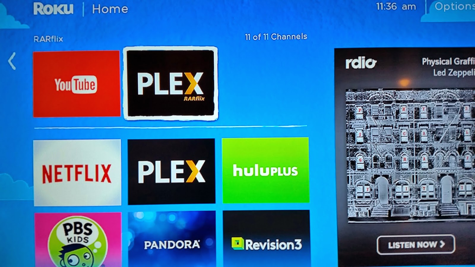 Your Roku Plex app is asking for money? Don't panic! ~ Bauer