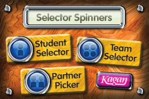 technology rocks  seriously : Student Selector & Team