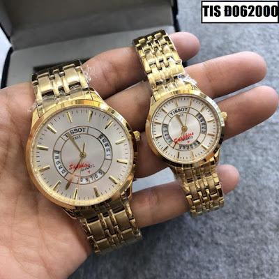 Đồng hồ đeo tay cặp đôi Tissot TIS Đ062000