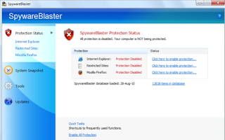 Free Download SpywareBlaster latest update