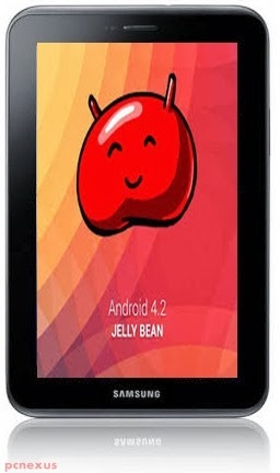 galaxy tab 2 android 4.2.2 jellybean