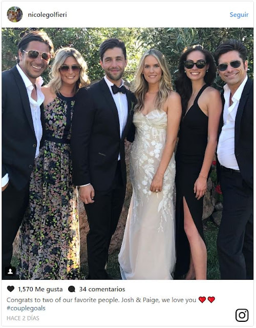 Josh se casó y no invitó a Drake: oficialmente dejaron de ser amigos; ¿será por el dedo de espuma?
