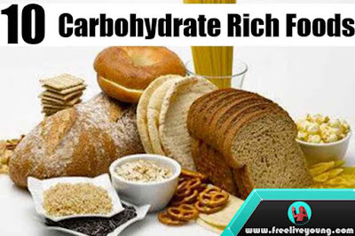 10 Foods Containing Carbohydrates