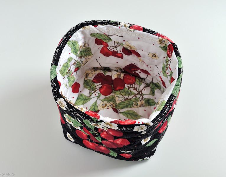 Tutorial: Japanese Drawstring Bag