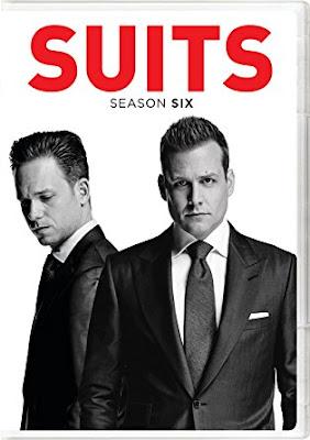 Suits (TV Series) 2016 S6 DVD R1 NTSC Latino