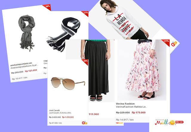 gaya trendi mataharimall.com