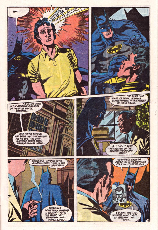 Detective Comics (1937) 640 Page 15