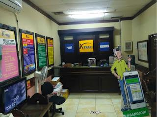 Kantor Xtrans Pancoran