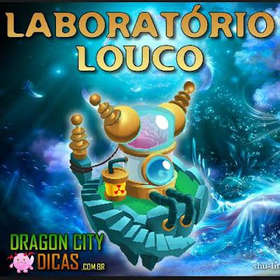 Ilha Laboratório Louco