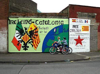 Ireland , Catalonia