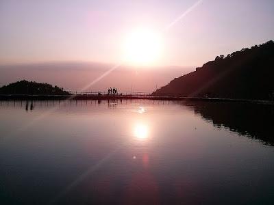gunung, sunrise, terbit, matahari terbit, view, pemandangan, jalan-jalan, traveling, info, positif, jawa, indonesia, gunung, mountain, jogja, yogyakarta, embung