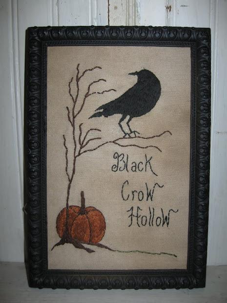 Primitive Halloween Cross Stitch Patterns - imgUrl