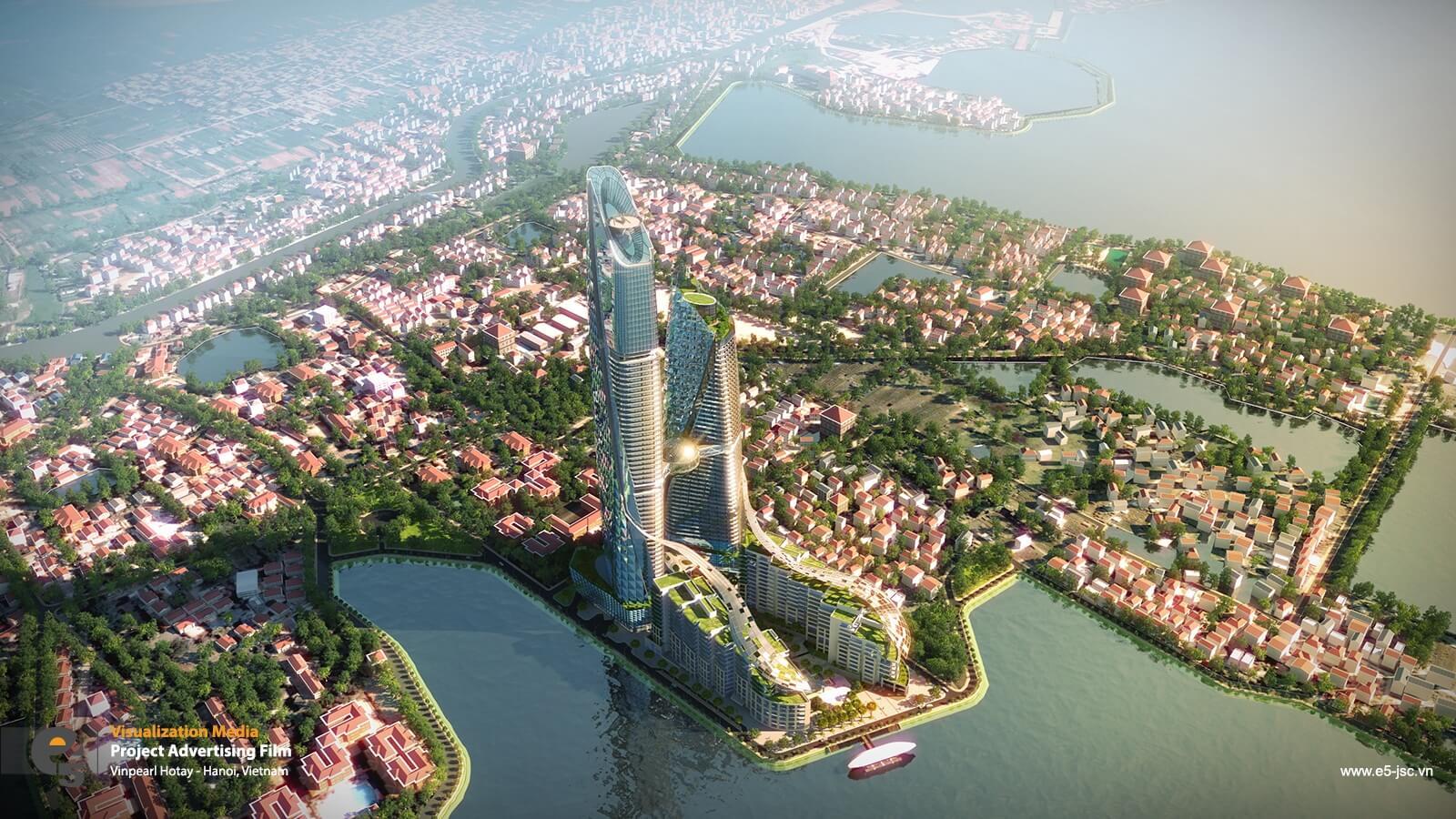 Dự án chung cư Sun Group Quảng An.