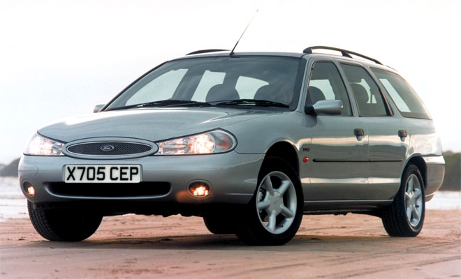 Ford Mondeo first generation facelift estate