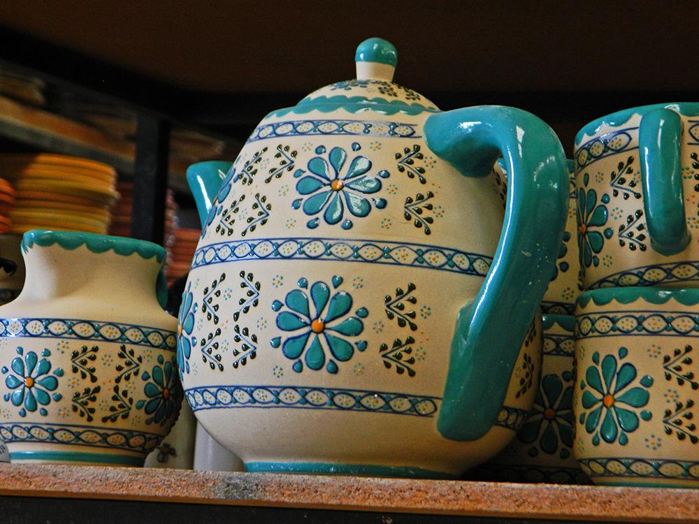 Cer mica de alta temperatura vicente zaldivar for Fabrica de ceramica