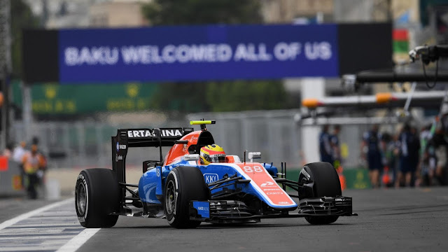 Rio Yakin Mendapatkan Hasil Bagus di Sirkuit Baku