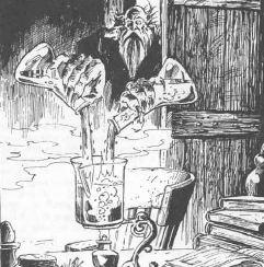 Greyhawkery: DMG Reflections: Potion Miscibility