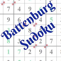Battenburg Sudoku