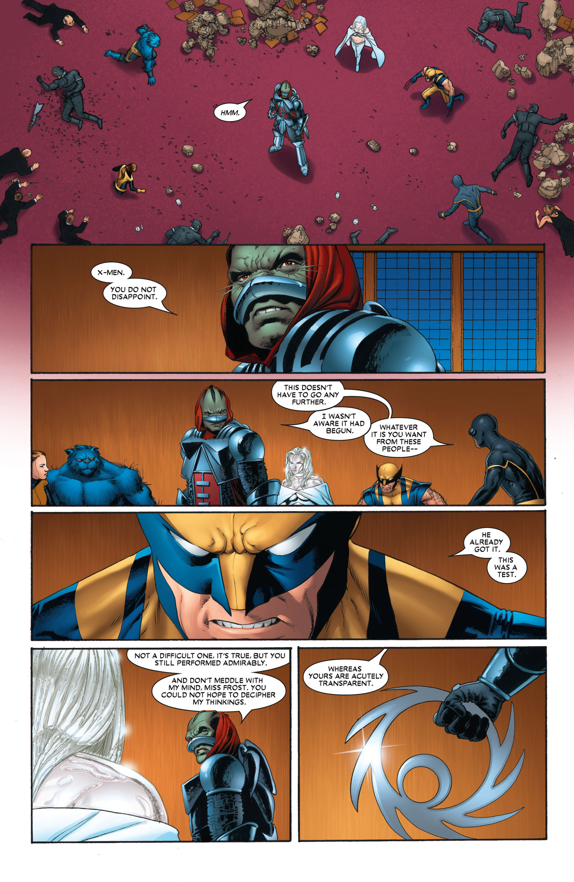 Astonishing X-Men (2004) issue 2 - Page 10