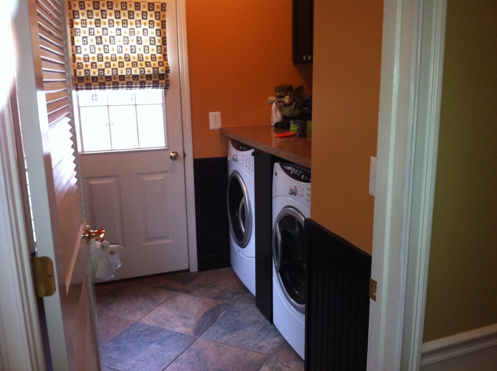 Minteriors Portfolio Back Hallway Amp Laundry Room