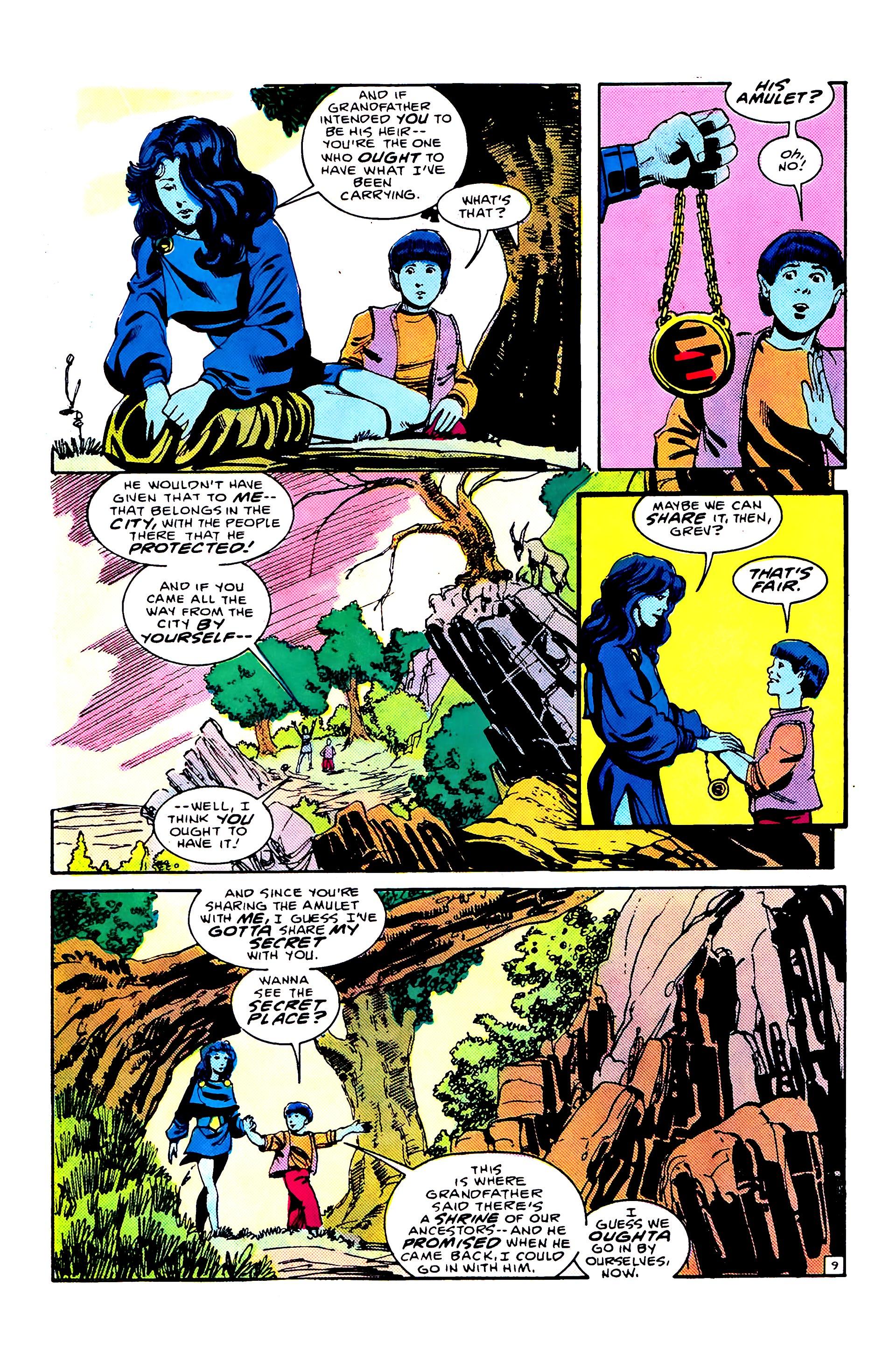 Read online Secret Origins (1986) comic -  Issue #8 - 15