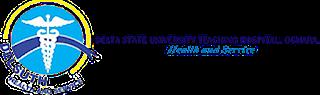 DELSUTH Post-Basic Nursing Studies Admission Form 2019/2020