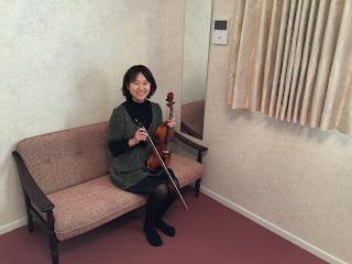 蒲生 バイオリン教室