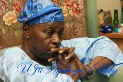 2019: Falae reacts to Buhari's ambition, speaks on Tinubu joining SDP