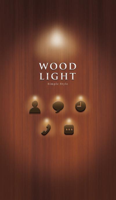 WOOD LIGHT -Simple Style- Vol.1