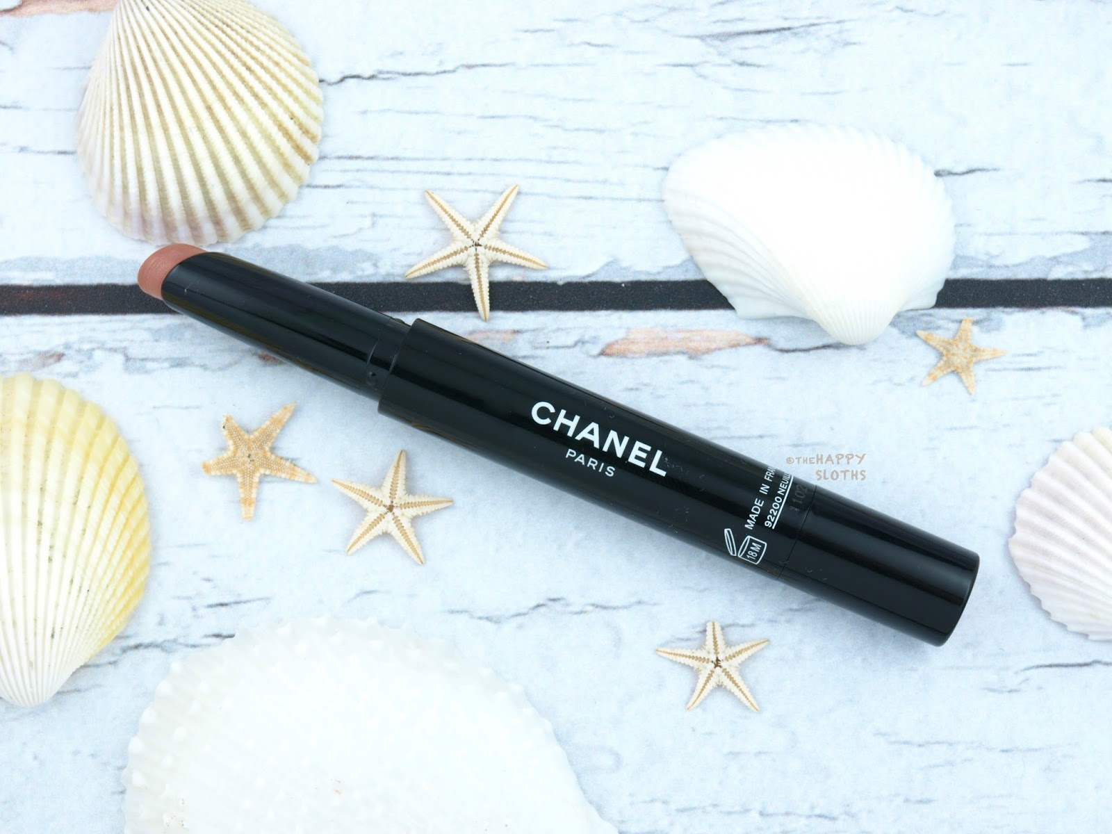 "Chanel Summer 2017 Cruise Collection Rouge Coco Stylo in ""217 Panorama"": Review and Swatches"